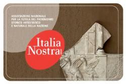 ISCRIVITI A ITALIA NOSTRA